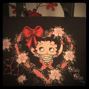Handbags - Classic Betty Boop Shoulder bag